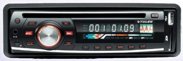 VCAN0876 USB SD MP3 player FM radio 3 -