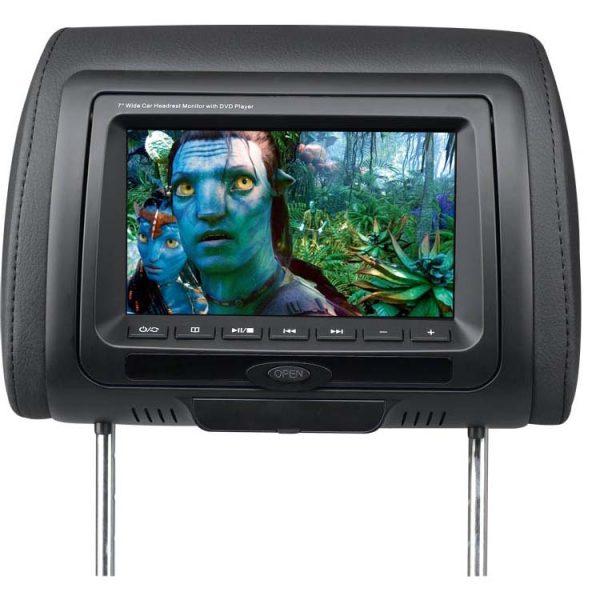 HAV-799 7 inch Headrest DVD 1 -