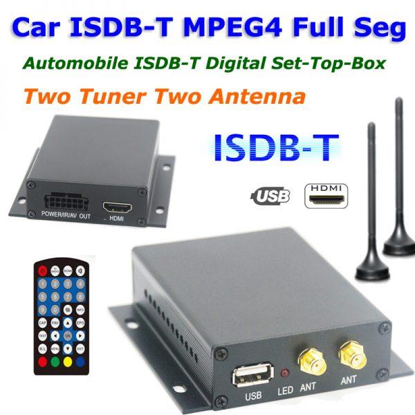 ISDB-T digital tv receiver 1 -