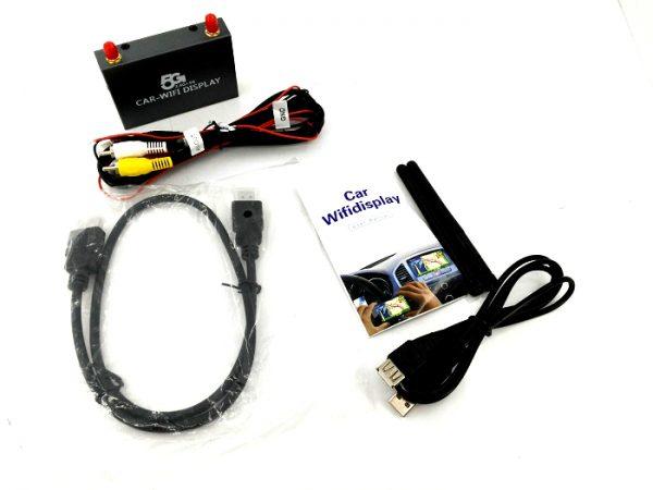 Universal 5.8G & 2.4G WIFI Wirelss Mirror 1 -
