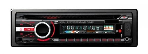 CD MP3 MP4 USB compatible player Car radio 1 -