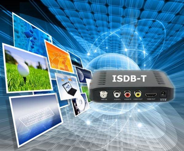 Car ISDB-T Philippines Digital TV Receiver 3 -
