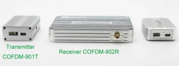 cofdm transmitter wireless video modulator 3 -