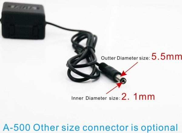DC24V to 12V Car cigarette lighter power charger adapter 4 -