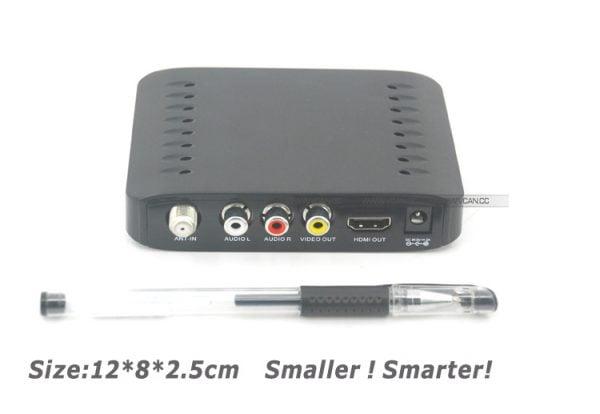 Car ISDB-T Philippines Digital TV Receiver 5 -