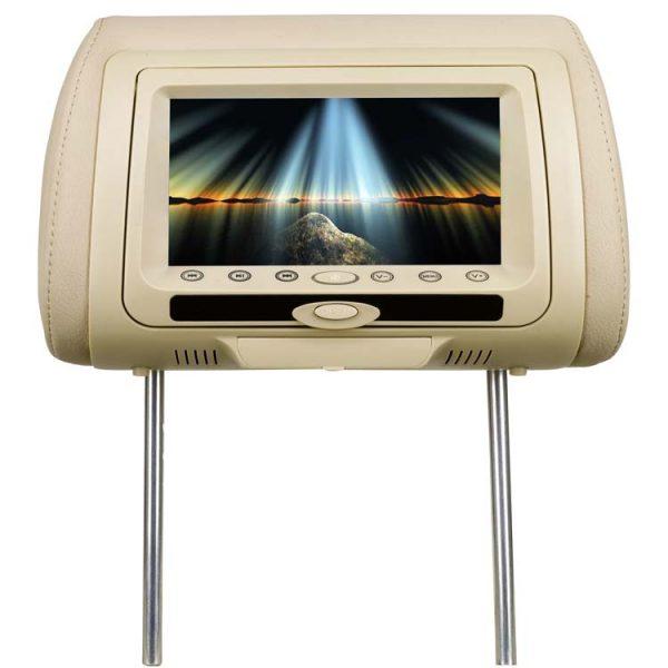 HAV-799 7 inch Headrest DVD 5 -