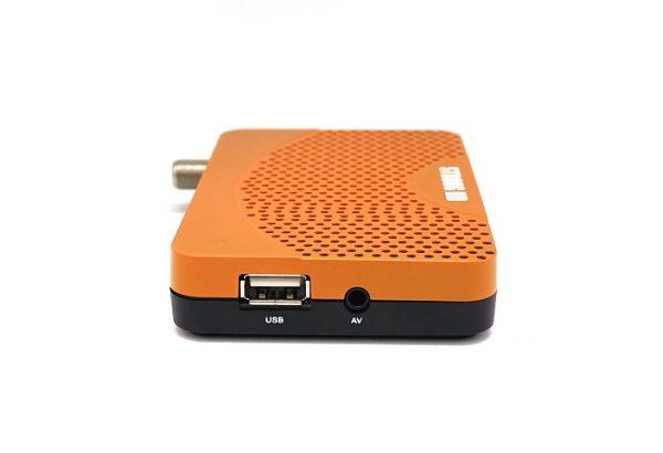HD MPEG4 DVB-S2 Digital Satellite TV Receiver 5 -