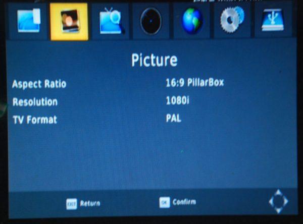 DVB-T HD Digital TV Receiver Box support MPEG4 H.264 6 -