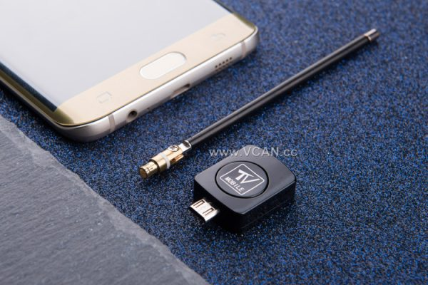 DVB-T usb android tv dongle tuner micro stick vcan1207 5 -
