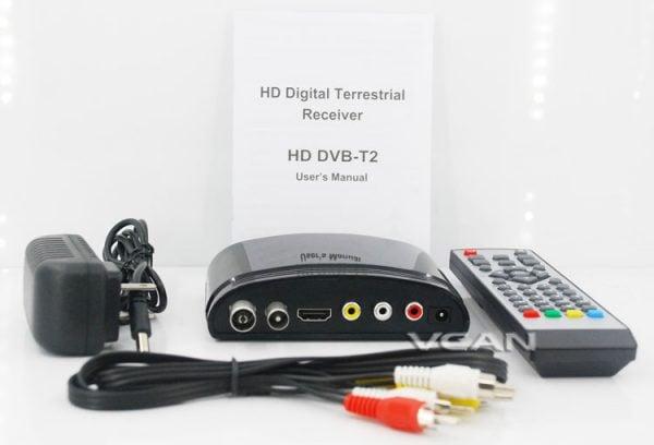 mini Digital TV receiver Set Top Box Home HDTV HDMI USB 1 -