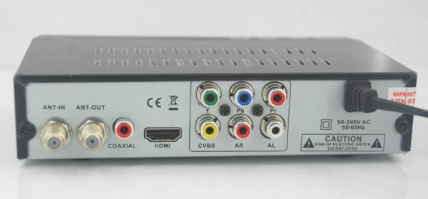 Philippines Home ISDB-T Digital TV Receiver 5 -