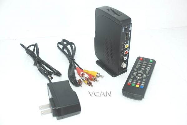 Home DVB-T2 Digital TV receive box USB support with PVR function 3 -