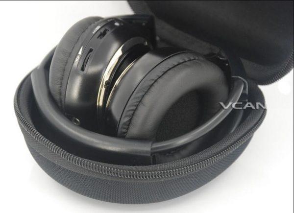 car wireless IR stereo TV headphone 6 -