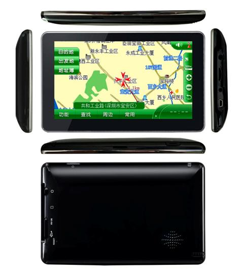 7 inch touch screen GPS with Bluetooth, ISDB-T VCAN0042 2 -