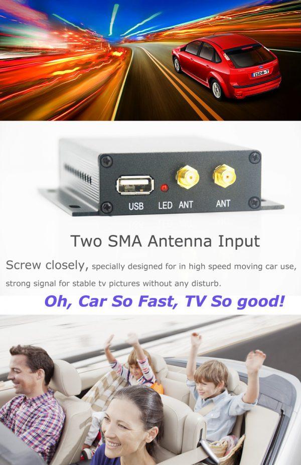 ISDB-T digital tv receiver 8 -