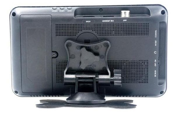 7 inch handheld HD wireless COFDM receiver portable 9 -