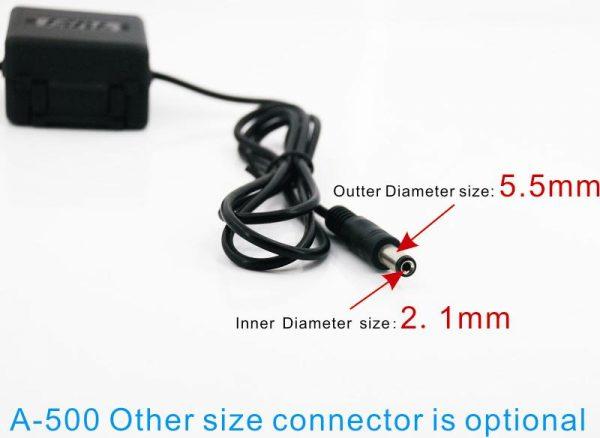 DC24V to 12V Car cigarette lighter power charger adapter A-500 3 -