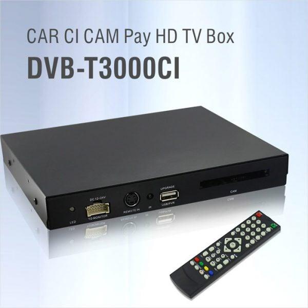 DVB-T3000CI In car MPEG2-4 CAM CI Module DVB-T DTV Europe TNT TDT CA 1 -