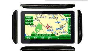 7 inch touch screen GPS with Bluetooth, ISDB-T VCAN0042 1 -