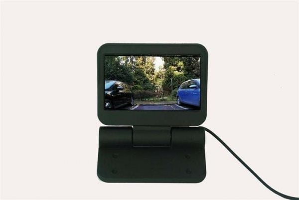 VCAN0998 Auto Electric flip 4.3 monitor LCD Color Car Monitor 1 -