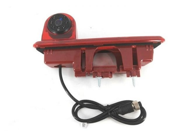 VCAN1337 Waterproof Car CCD CAMERA for OPEL VIVARO with audio night vision IR led 5 -