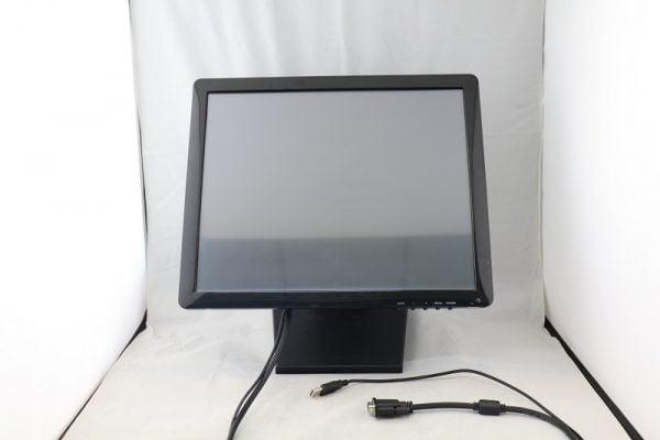15inch BNC VGA HDMI USB SHARP touch screen monitor VCAN1375 1 -