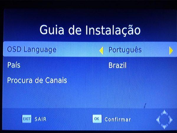 HD FTA ISDB-T receiver tv tuner Terrestrial for Brazil Argentina Chile Venezuela Costa Rica Philippines 3 -