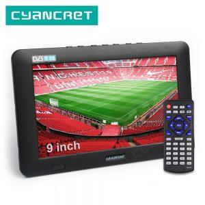 9 inch Portable ISDB-T TV